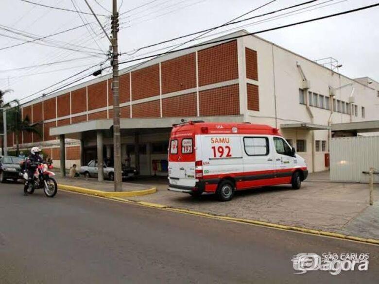 Santa Casa informa que há 9 pessoas internadas com suspeita de covid-19 no hospital - Crédito: Arquivo