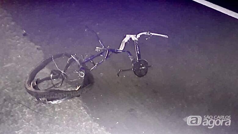 Ciclista morre atropelado na Washington Luís - Crédito: Grupo Rio Claro SP