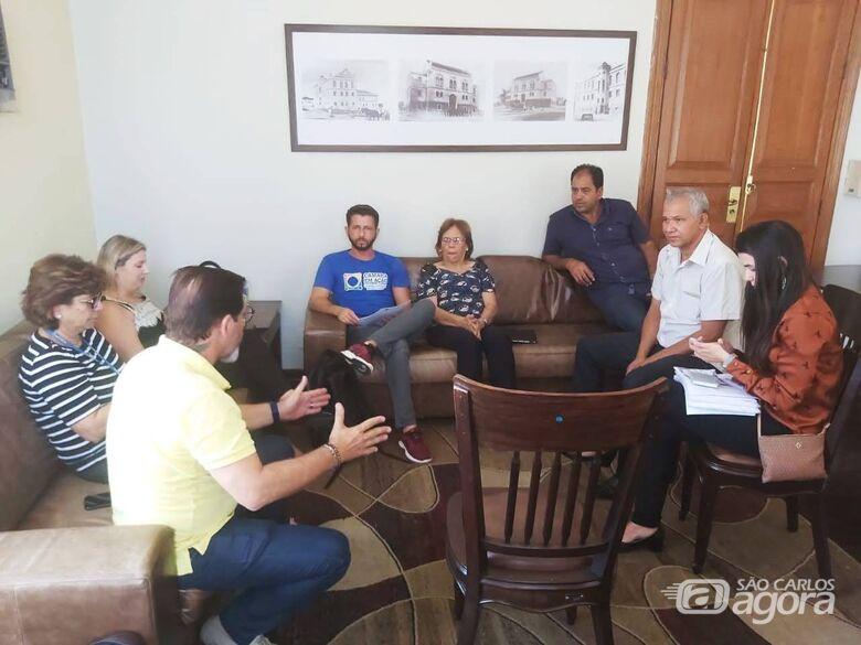 Tema da reunião foram as dificuldades e defasagens relacionadas à assistência farmacêutica na cidade de São Carlos - Crédito: Divulgação