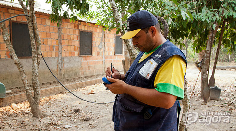 Censo 2020 abre 200 mil vagas para agentes em todo os municípios do pais - Crédito: Agência Brasil