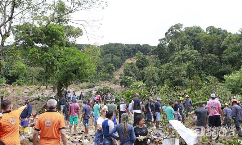 Defesa Civil Nacional decreta Estado de Calamidade Pública no Guarujá - Crédito: Prefeitura Guarujá