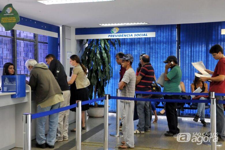 Novo coronavírus: governo antecipa pagamento do 13º para aposentados - Crédito: Agência Brasil