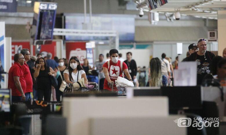 Coronavírus: Entenda a importância de evitar aglomerações - Crédito: Agência Brasil