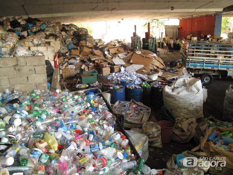 Resíduos sólidos são alvo de novo debate na Câmara Municipal - Crédito: Divulgação