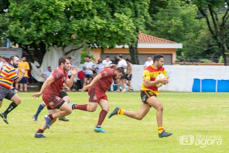Série B do Paulista de Rugby é suspenso - Crédito: Renan Claro