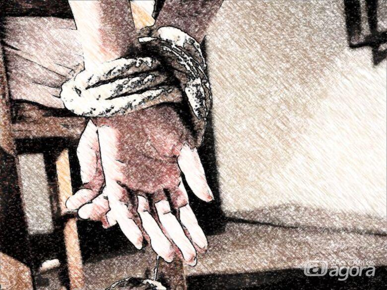 Jovem acusa ex-marido de rapto e estupro - Crédito: imagem ilustrativa