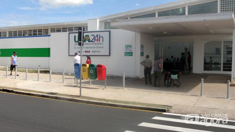 Médica trabalha na UPA Vila Prado - Crédito: Arquivo SCA