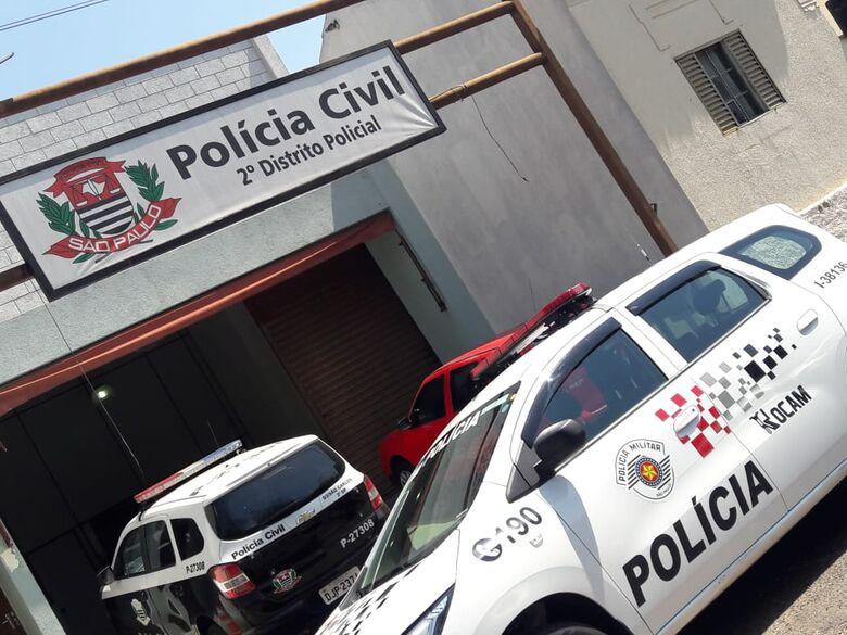 Procurado pela Justiça é detido pela PM - Crédito: Arquivo/SCA