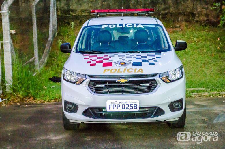 Ladrão é detido após tentar roubar pedestre na região do Tiro de Guerra - Crédito: Arquivo/SCA