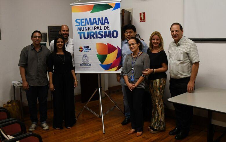 Lançamento de site e palestra marca início da Semana Municipal de Turismo -