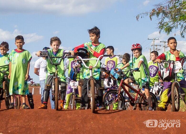 Associação São-carlense de Ciclismo suspende treinos - Crédito: Divulgação