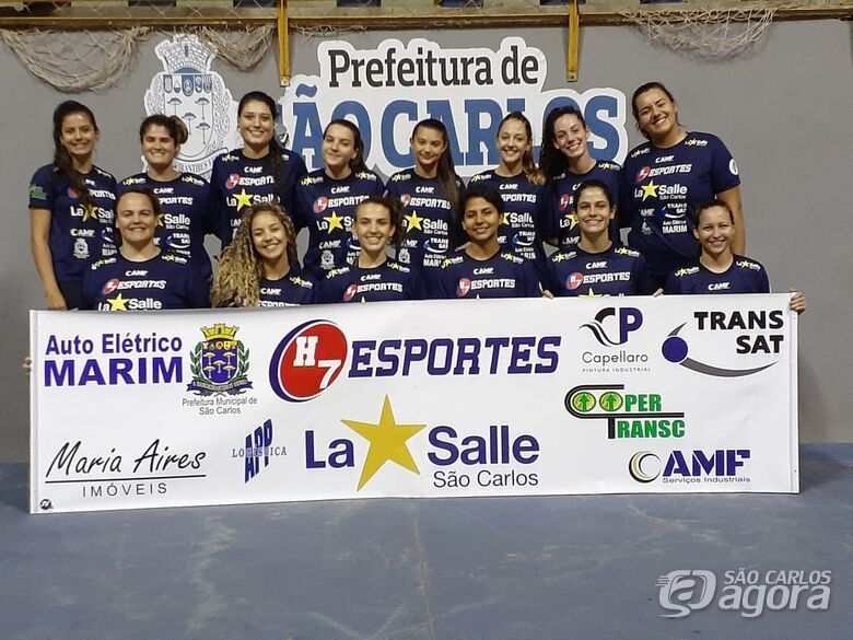 H7 Esportes/La Salle suspende treinos por tempo indeterminado - Crédito: Marcos Escrivani