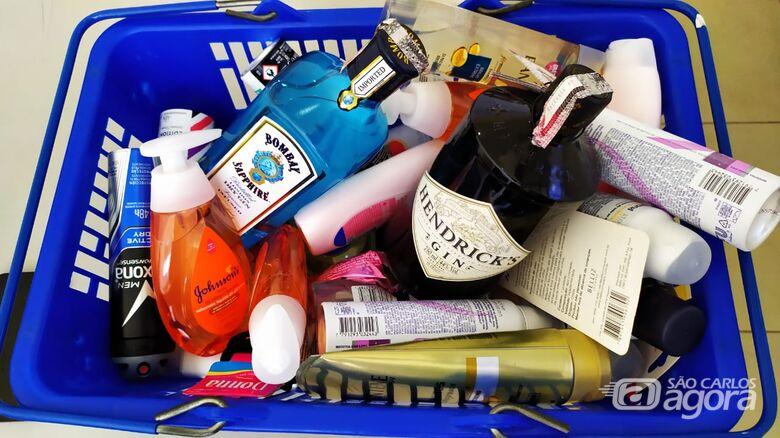 Mulheres são acusadas de furtar supermercado no Jardim Macarengo - Crédito: Maycon Maximino