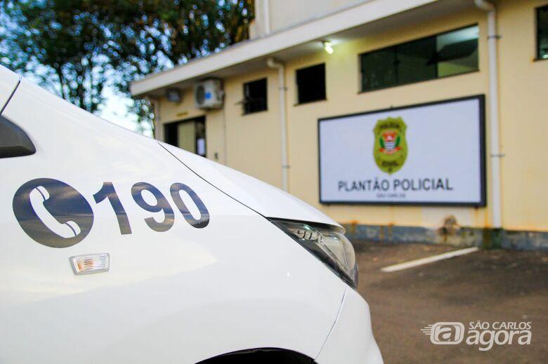 Homem é detido com facas após ameaçar de morte sua ex-mulher - Crédito: Marco Lúcio