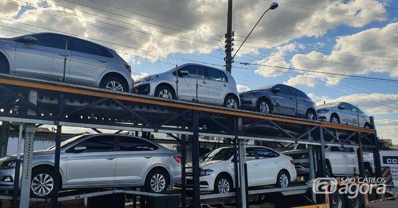 Volkswagen repara veículos da Secretaria da Saúde das cidades onde possui fábricas - Crédito: Arquivo/SCA