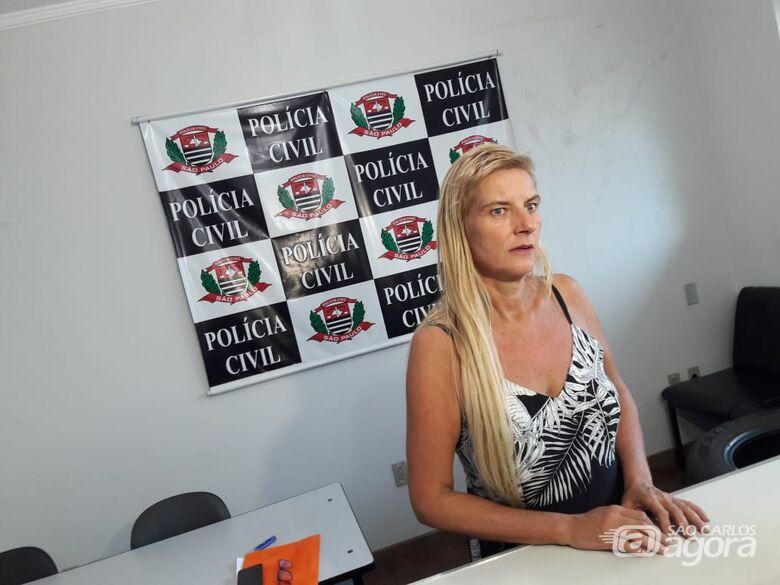 Delegada Denise Gobbi Szakal, titular da DDM - Crédito: Arquivo Pessoal