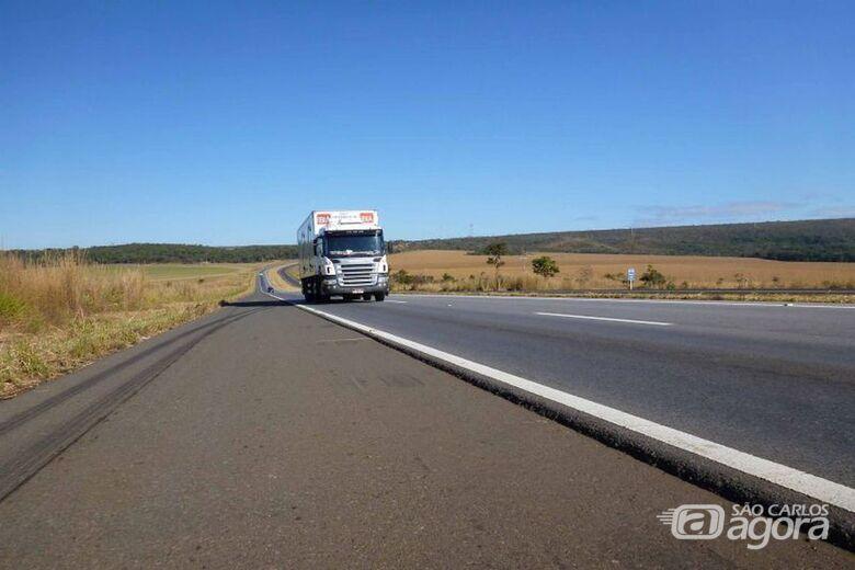 DER registra queda de 52% no movimento de veículos nas rodovias durante o feriado de Páscoa - Crédito: Agência Brasil