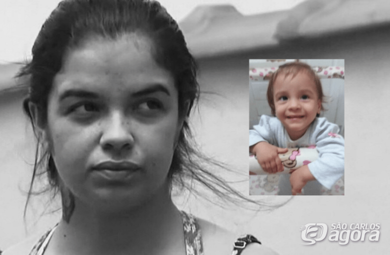 Mãe de bebê desaparecida confessa o crime, segundo SSP - Crédito: Arquivo Pessoal