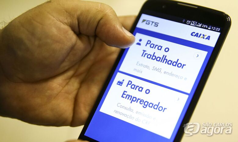 Autônomo pode baixar aplicativo a partir de hoje para renda de R$ 600 - Crédito: Agência Brasil