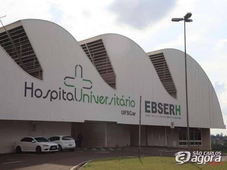 Hospital Universitário convoca mais 126 profissionais aprovados em seleção emergencial - Crédito: Divulgação