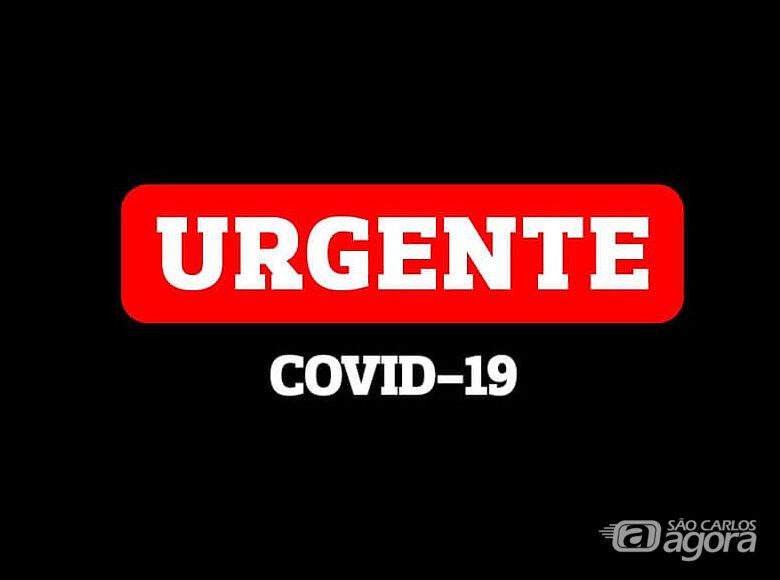 São Carlos confirma 1ª morte por covid-19 -