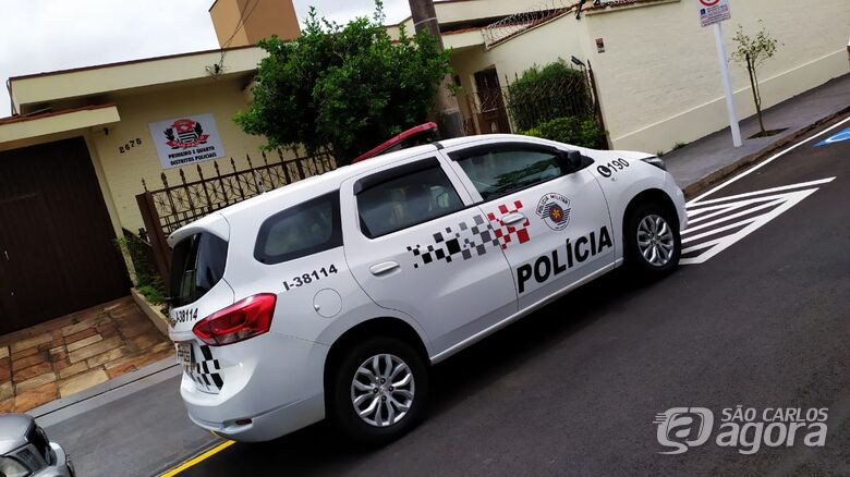 Procurado pela Justiça é detido no centro de São Carlos - Crédito: Arquivo/SCA