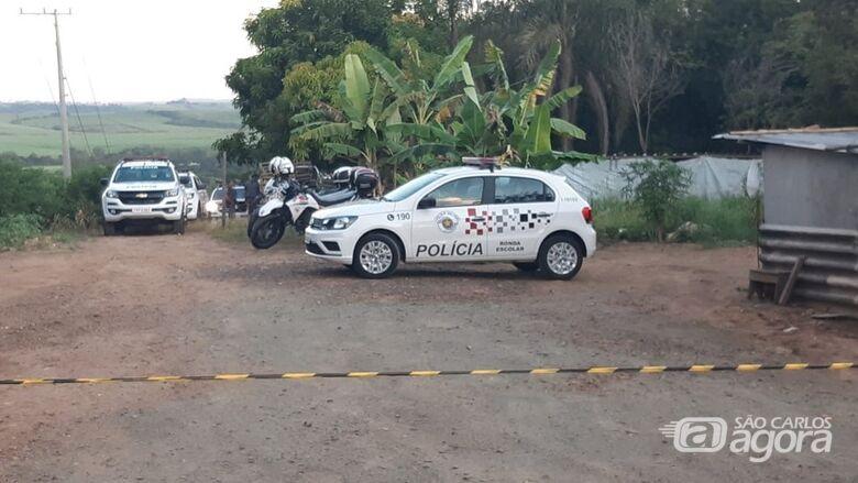 Seis criminosos morrem em confronto com a PM na região - Crédito: Divulgação/PM
