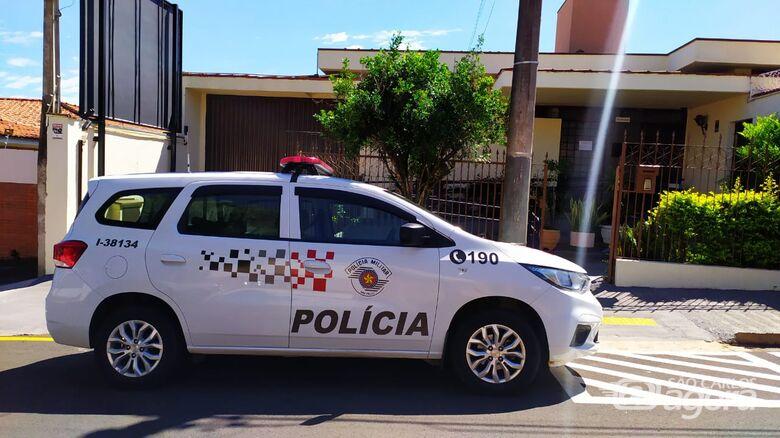 Polícia Militar prende quinto assaltante envolvido em roubo à fazenda - Crédito: Maycon Maximino