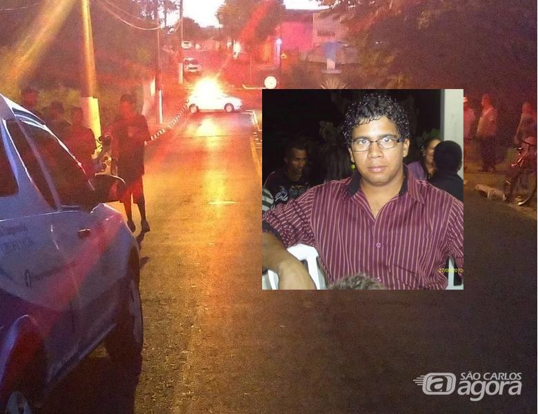 Ciclista morre após bater contra poste em Ibaté -