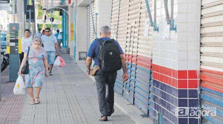 Por determinação da Justiça, comércio será reaberto em cidade da região - Crédito: Divulgação
