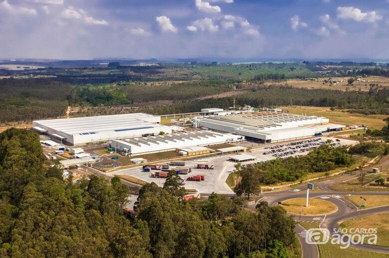 Fábrica de motores da VW vai voltar a produzir - Crédito: Divulgação