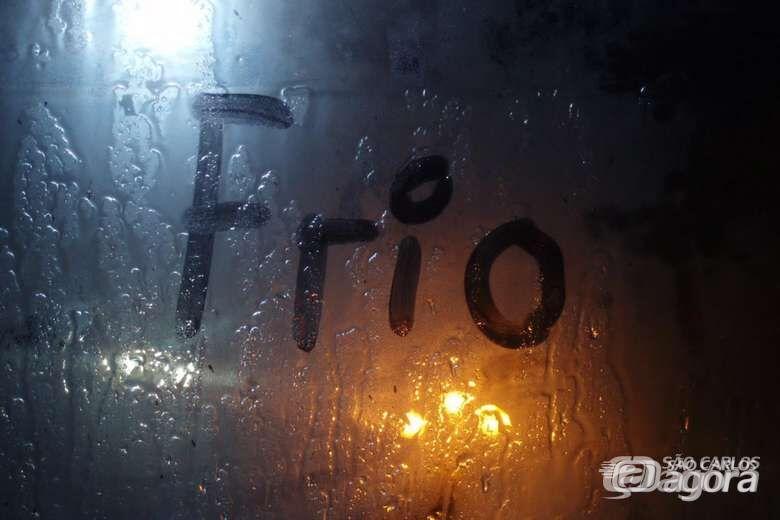 Frente fria chega e derruba temperatura neste final de semana - Crédito: Divulgação