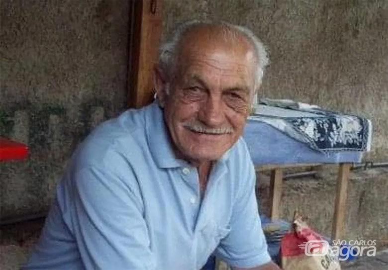 José de Lourenço morreu após ser agredido. - Crédito: arquivo pessoal