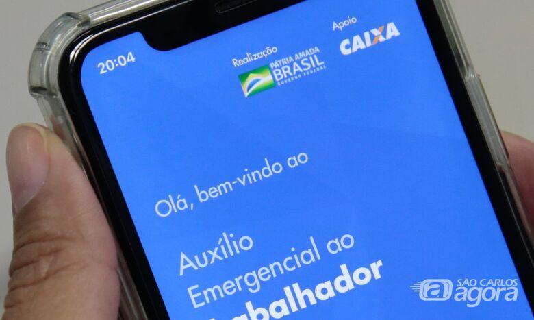 O que fazer se auxílio emergencial for negado - Crédito: Agência Brasil