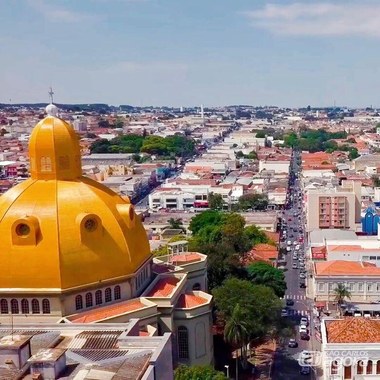 Segunda-feira será feriado também em São Carlos - Crédito: Divulgação/PMSC