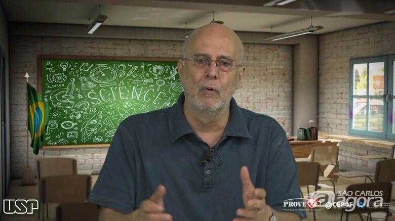 Prof. Dr. Vanderlei Salvador Bagnato - Crédito: Reprodução