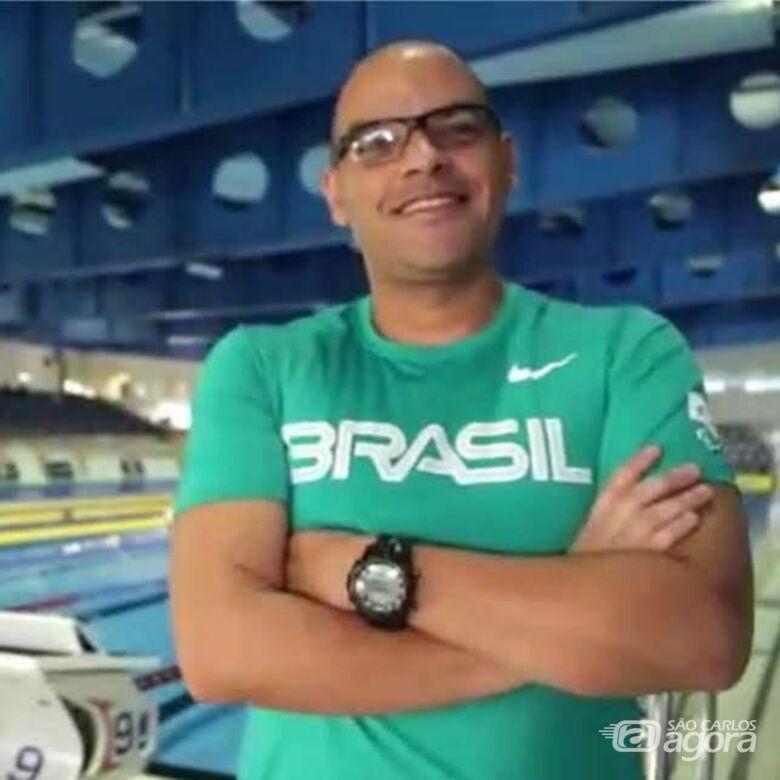 Quirino comanda a seleção brasileira de classes baixas e participa de reunião online - Crédito: Divulgação