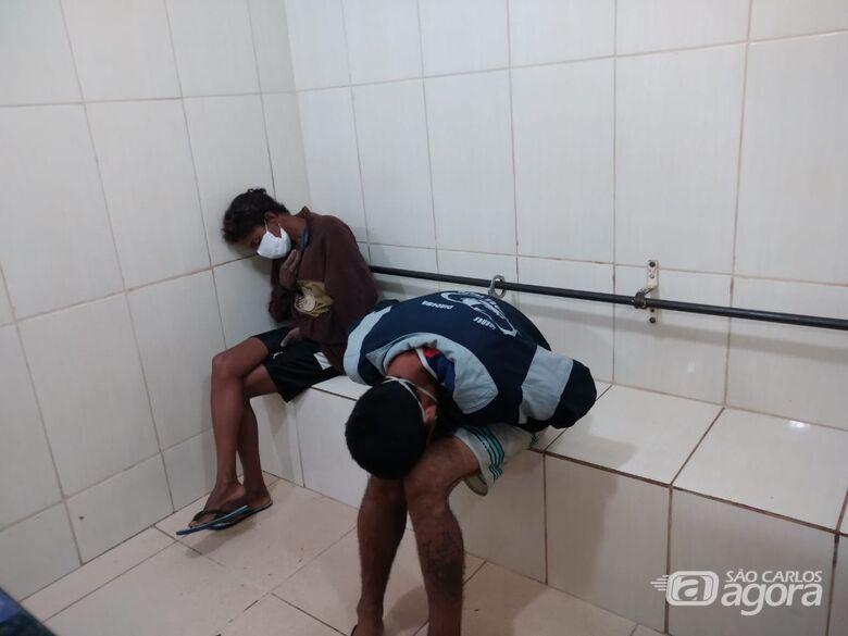 Casal é detido após furtar lava-rápido - Crédito: Marco Lúcio/Divulgação