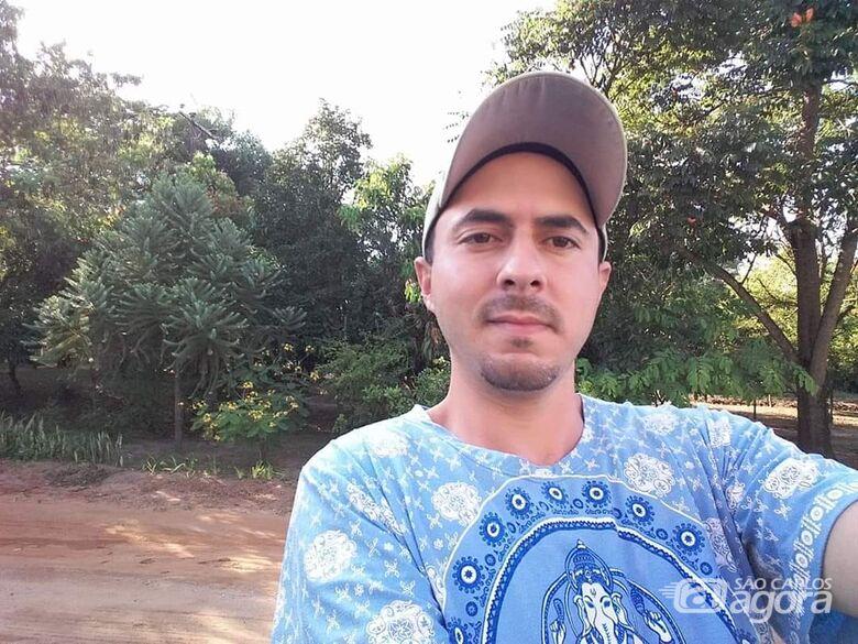 Com ajuda dos leitores do SCA, rapaz que estava desaparecido desde sexta-feira é encontrado - Crédito: Divulgação/arquivo pessoal