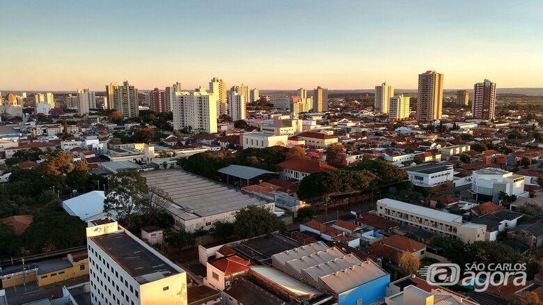 Vista áerea de Araraquara - Crédito: Sturm/CC BY-SA 4.0/Wikipedia