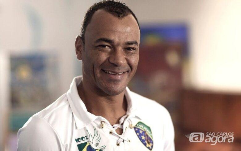 O ex-jogador de futebol Cafu é um dos convidados das conferências online - Crédito: Divulgação