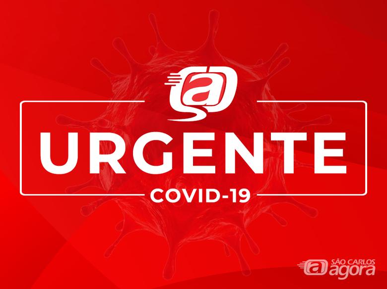 São Carlos registra mais uma morte por Covid-19; vítima é um homem de 60 anos -