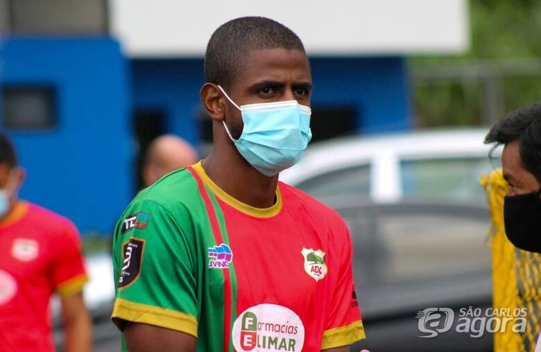 Jean Paulo Zacarias da Silva, 26 anos que defende a Asociación Deportiva Guanacasteca - Crédito: Divulgação