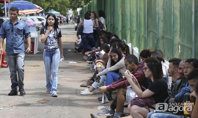 Pesquisa aponta que 28% dos jovens não voltarão às aulas após pandemia - Crédito: Agência Brasil