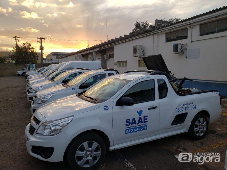 SAAE informa que pode faltar água em vários bairros de São Carlos nesta segunda-feira (29) - Crédito: Divulgação