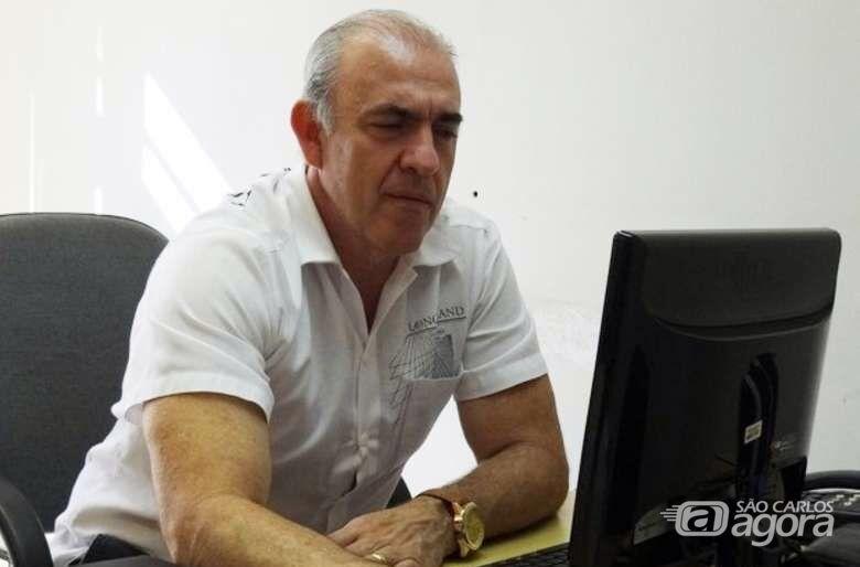 Samir Gardini o reconhecimento dos investimentos do município na área de segurança pública - Crédito: Arquivo/SCA