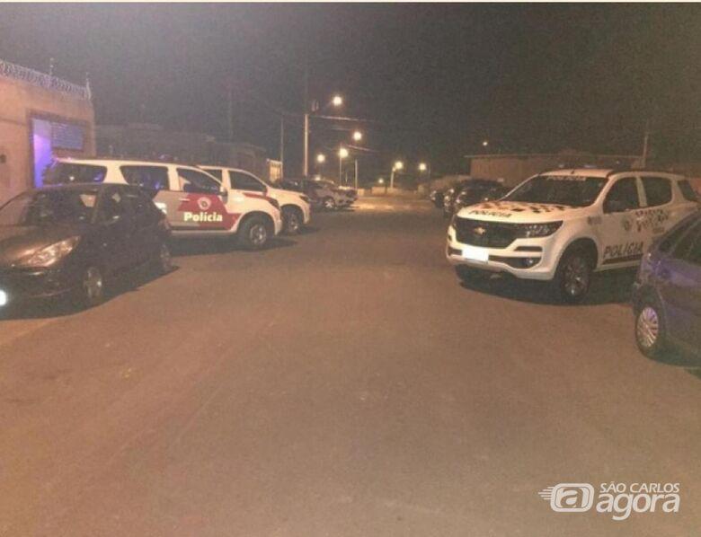 Força Tarefa acaba com bagunça em local onde foi apreendida arma de fogo -