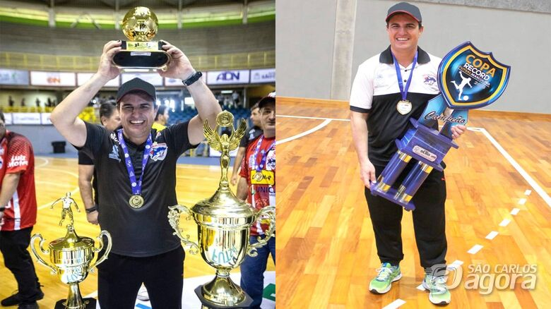 Natella terá um novo desafio: buscar talentos e formar equipes com atletas a partir do sub8 - Crédito: Marcos Escrivani