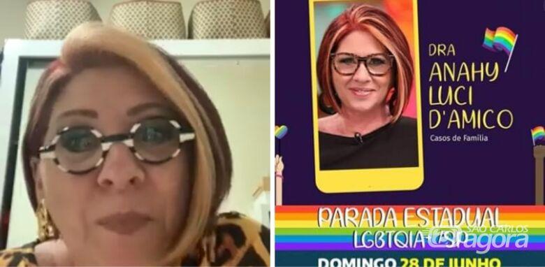 Live estadual no Dia Internacional do Orgulho Gay busca conscientização da população - Crédito: Divulgação
