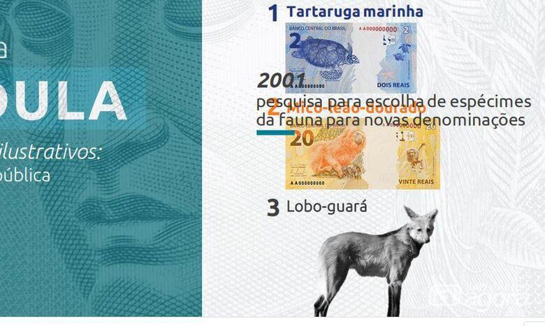 Banco Central anuncia lançamento da nota de R$ 200 - Crédito: Divulgação